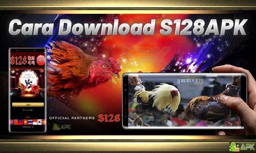Download S128Apk Sabung Ayam » Mudah Login S128 Dari Ponsel
